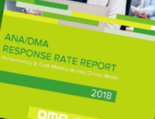 The DMA Response Rate Report Gives Direct Mail Two Thumbs Up!